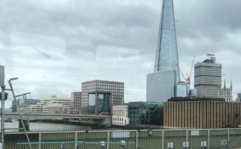 שלושה דברים מדהימים שאפשר לעשות בלונדון ואחדשלא